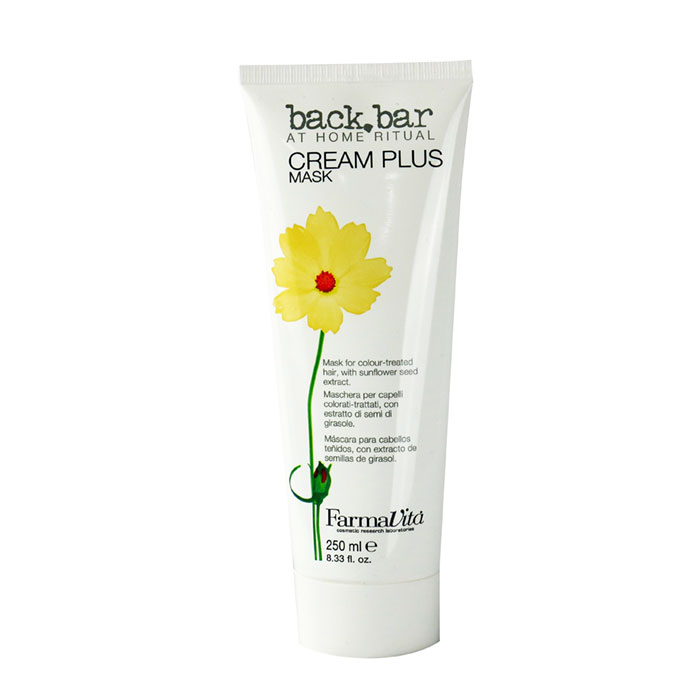 back bar creat plus mask 250ml
