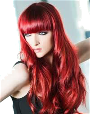 red hair fades solution