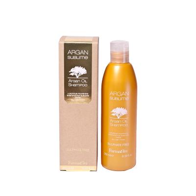 argan shampoo