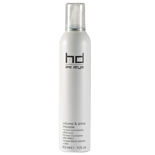 HD Lifesytle Volume & Shine mousse