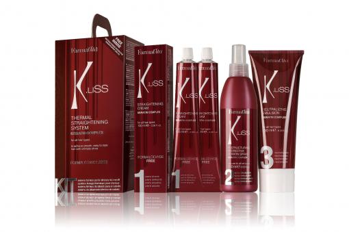 kliss straightening kit
