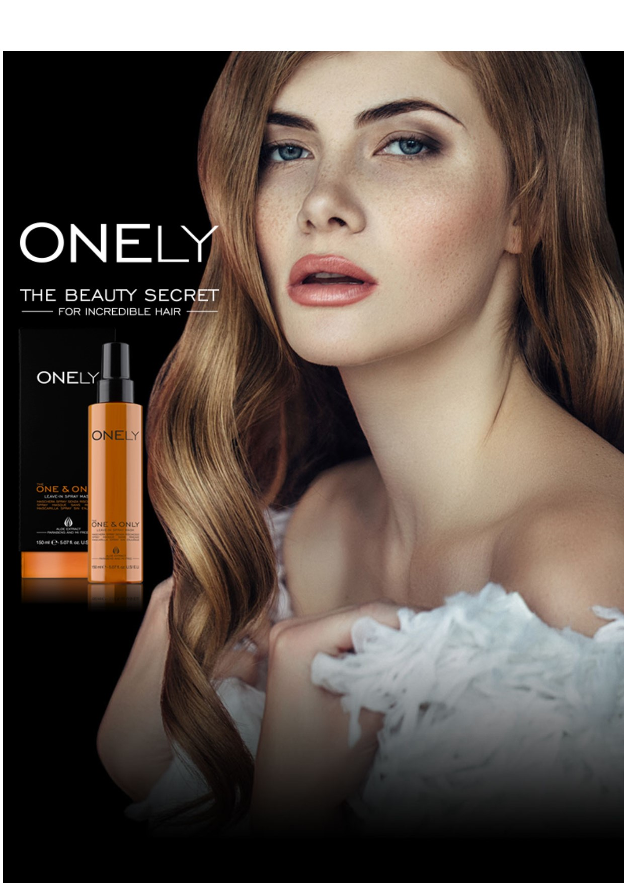 ONELY hair products
