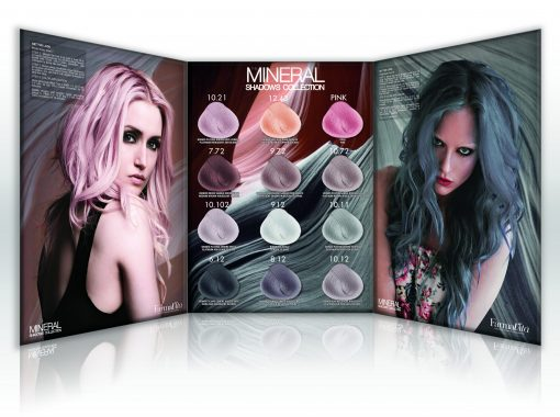 mineral shadows collection