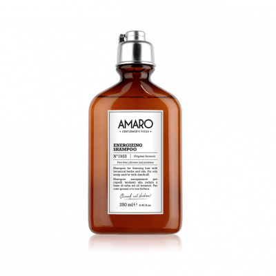 energising shampoo