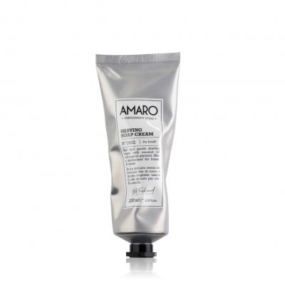 amaro shaving soap cream